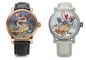 Grieb & Benzinger unveil an extraordinary watch collection, the Year of the Dragon Edition
