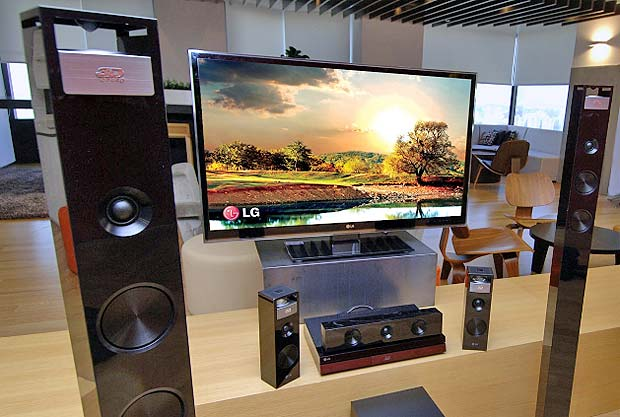 LG launches four new home theatre systems with 3D Sound including the stunning LG BH9420PW