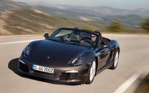 The New 2012 Porsche Boxster Generation - Lighter, more muscular, more distinctive and more fuel-efficient