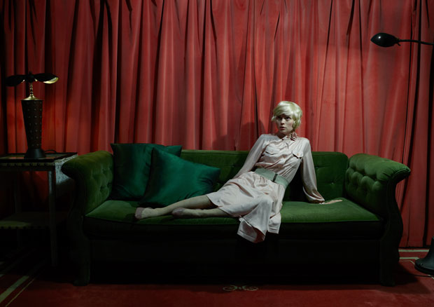 The Anja Niemi: Do Not Disturb exhibition at The Little Black Gallery, London in March
