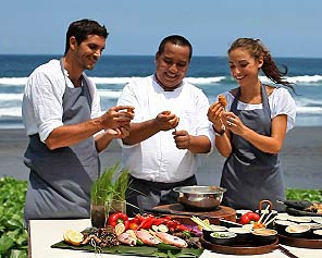 From Fishing to Flavouring, embark on a culinary journey at Alila Hotels in Bali