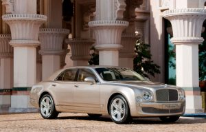 Bentley Motors unveil the new Continental GTC at the Qatar International Motor Show, Doha.