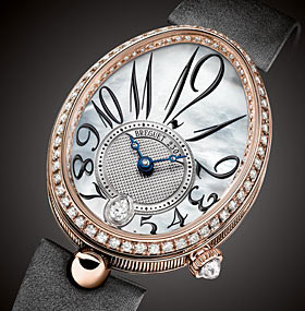 Breguet will pay tribute to the Queen of Naples through an exhibition held in Geneva's Cité du Temps