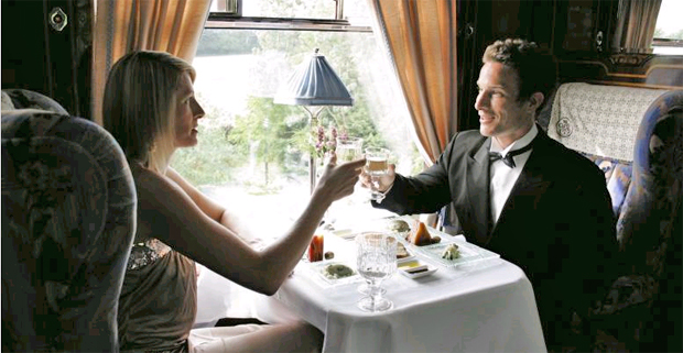 Orient-Express present a selection of romantic destinations for Valentines Day and 2012
