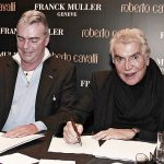 The Roberto Cavalli Group and the Franck Muller Group sign a co-branding contract for Roberto Cavalli watches