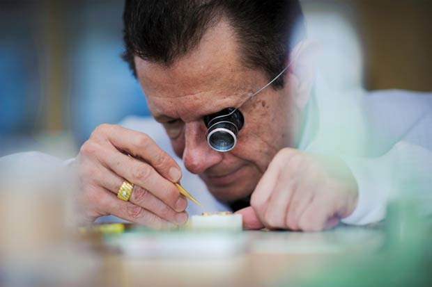 Girard-Perregaux, iconic luxury Swiss watch brand, is proud to announce the addition of legendary watchmaker, Dominique Loiseau, to its manufacturing team.