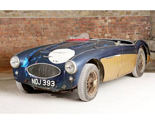 'Barn Find' fresh from 42 years in single ownership, The Ex-Works, Le Mans 24-Hours, Sebring 12-Hours, Carrera PanAmericana and Bahamas Speed Week, Nassau
