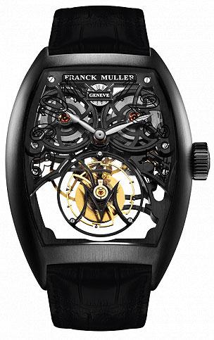 Franck Muller and the World Presentation of Haute Horlogerie event 2012 4