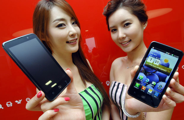 LG announce that LG Optimus LTE smartphone sales have exceeded one million units