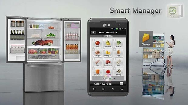 LG Showcases its next generation of smart appliances for 2012 with upgraded Smart ThinQ