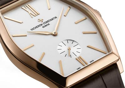 To celebrate the 100thanniversary of the tonneau-shaped watch, Vacheron Constantin pares down the design of its Malte Collection