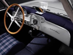 A Mercedes-Benz 300 SL of 1952 with Chassis number 2 lives again!