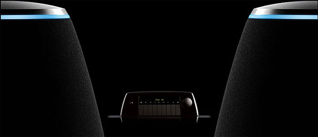 New Meridian M6 Loudspeaker delivers contemporary design and outstanding sound performance