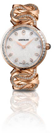 The Watches of the Montblanc 'Collection Princesse Grace de Monaco' - Elegance and Refinement