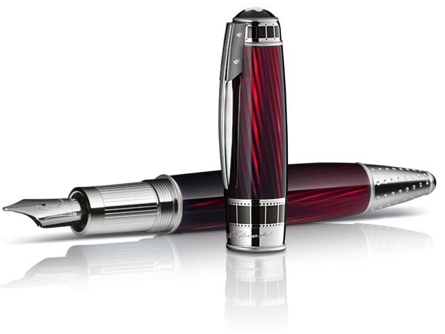 Montblanc Alfred Hitchcock Limited Edition