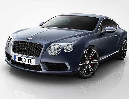 The stunning new Bentley Continental V8 models have been unveiled