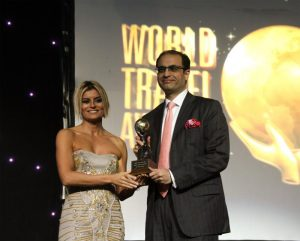 The Oberoi, Gurgaon has been voted World's Leading Luxury Hotel, 2011 by the World Travel Awards. This was announced at the Grand Final Gala Ceremony held in Doha, Qatar.