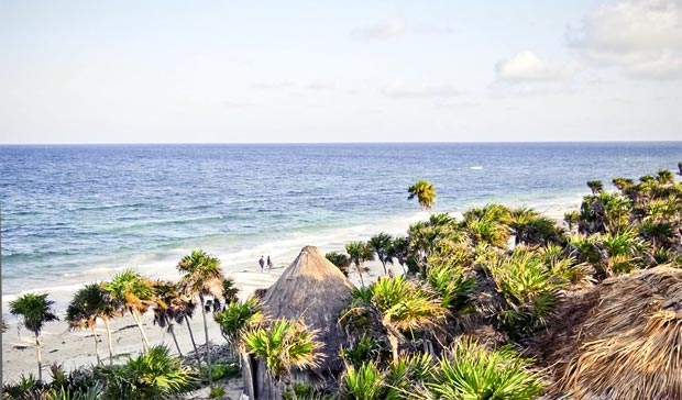 Shoot your Valentine and win a stay at Papaya Playa Project in Mexico