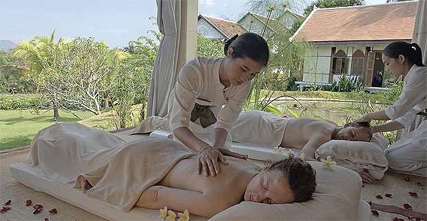 Experience cultures Spa Spa Away with Orient-Express Indigenous Spa Treatments