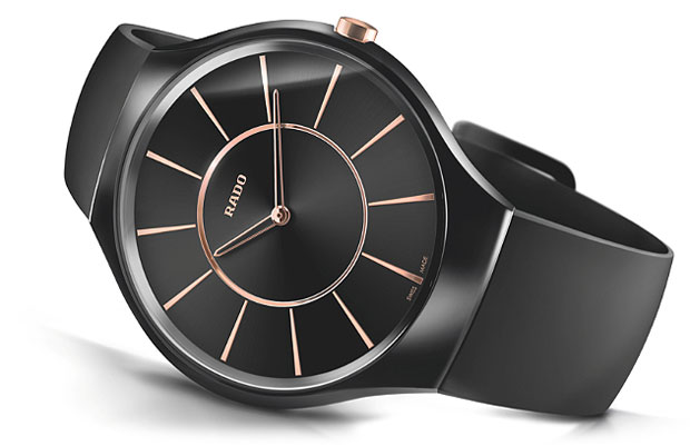 The Rado True Thinline, the worlds thinnest high-tech ceramic watch wins the esteemed Good Design Award 2011
