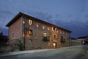 La Real Casona de las Amas in Rioja, Spain, is offered by Christie's International Real Estate Affiliate Rimontgó.