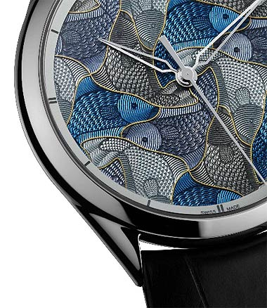 The Vacheron Constantin Métiers d'Art Les Univers Infinis wrist watch