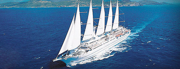 Windstar Cruises Announces Two-For-One Fares on Luxurious Caribbean Voyages