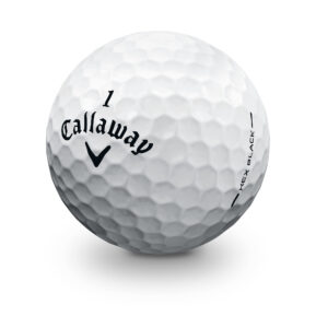 Callaway Golf Company announce availability of the all-new Hex Black Tour golf ball.