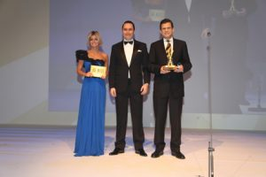 The Conrad Istanbul has been voted the Best Meeting Hotel in Istanbul.