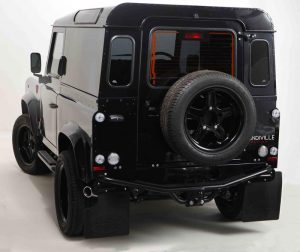 Prindiville Design debuts luxury limited edition Land Rover Defender.