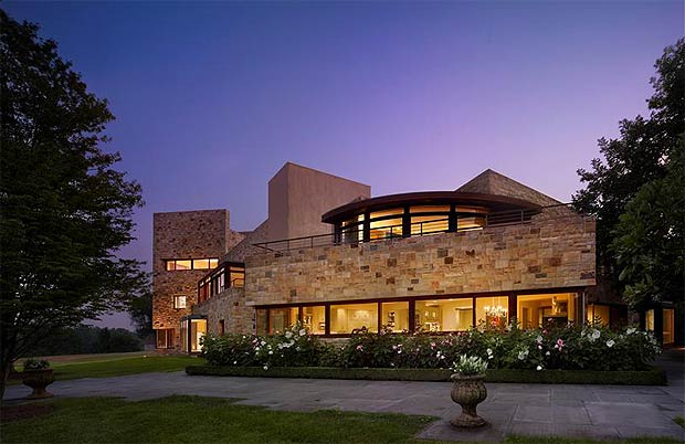 Arbor Hill Estate, An Architectural Treasure in Fort Washington, Pennsylvania, Offered at US$30 million.