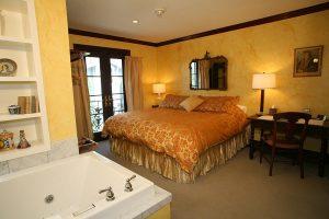 Ashland Creek Inn offers first-class wine tasting, winter sports and world-class theater.
