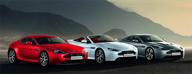 The Aston Martin Vantage range continues to evolve with a comprehensive array of improvements.
