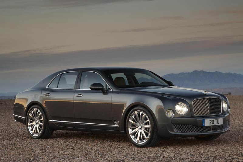 The Bentley Mulsanne Mulliner Driving Specification The Sporting