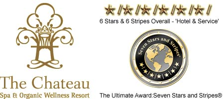 Seven Stars and Stripes® visit The Chateau Spa and Organic Wellness Retreat in Malaysia.