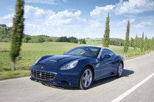 The Geneva Motor Show will see the official debut of the new version of the Ferrari California.