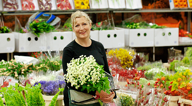 Florist at The Dorchester launches its 2012 series of seasonal Masterclasses run by Designer Florist, Wendy Black.
