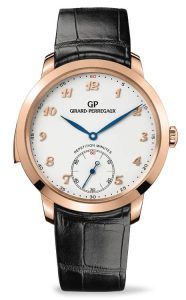 The Girard-Perregaux 1966 Minute Repeater watch. The Mechanics of Harmony.