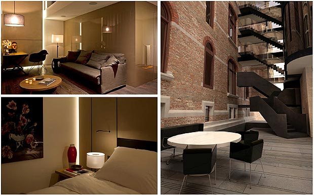Luxury, Lifestyle and Heritage, 3 words to describe the Conservatorium Hotel Amsterdam.