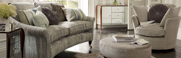 New Upholstery At Laura Ashley Combine Retro Designs With Comfort And Style