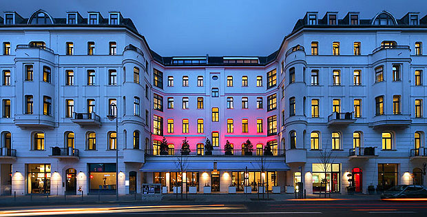 Worldhotels adds iconic lifestyle hotels in berlin and for Designhotel elephant prague trivago