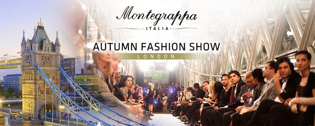 Montegrappa and Jessica Minh Anh's J Autumn Fashion Show at Tower Bridge, London.