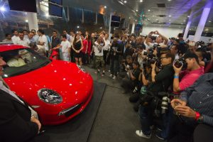 Sime Darby Auto Performance launched the latest variant of the 911 in Kuala Lumpur.