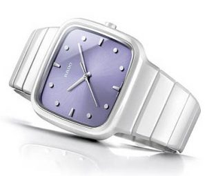 The new Rado r5.5 Colours watch collection - poetry of geometry