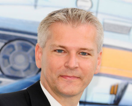 Bentley appoints Stefan Büscher as new marketing and product director. 1