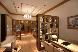 Luxury Watch maker Vacheron Constantin opens its Exclusive Boutique at Wynn Macau.