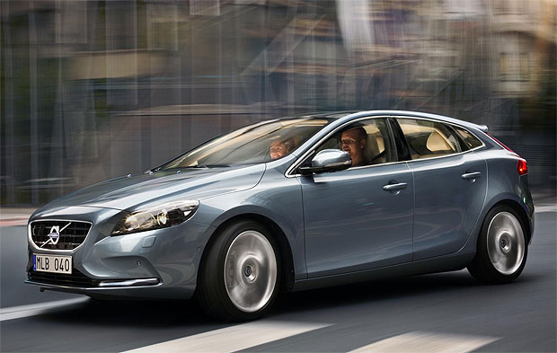 Scandinavian Luxury look and feel with class-leading safety and driving dynamics.