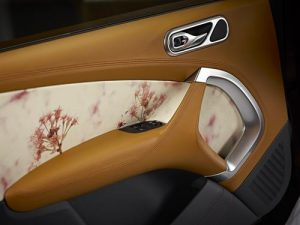 Q by Aston Martin is a service that goes beyond the standard palette of paint, leather and trim finishes