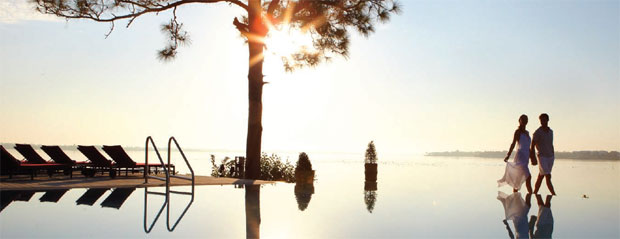 Club Med Opens the First L'Occitane Spa in North America at Its Sandpiper Bay Resort.