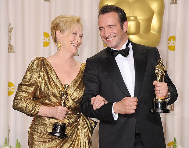 Oscar-winning actor Jean Dujardin chose to wear Jaeger-LeCoultre.